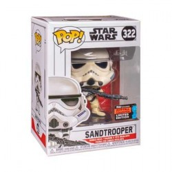 Figur Pop! NYCC 2019 Star Wars Sandtrooper Limited Edition Funko Online Shop Switzerland
