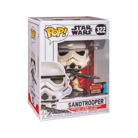 Figur Pop! NYCC 2019 Star Wars Sandtrooper Limited Edition Funko Online Shop Switzerland
