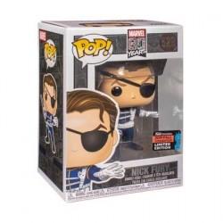 Figurine Pop! NYCC 2019 Marvel Nick Fury First Appearance Limited Edition Funko Boutique en Ligne Suisse