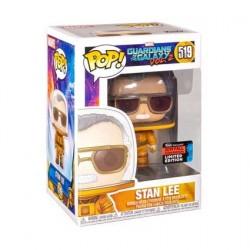 Figurine Pop! NYCC 2019 Marvel Stan Lee Cameo Astronaut Limited Edition Funko Boutique en Ligne Suisse