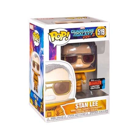 Figur Pop! NYCC 2019 Marvel Stan Lee Cameo Astronaut Limited Edition Funko Online Shop Switzerland