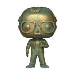 Figurine Pop! Marvel Stan Lee Patina (Rare) Funko Boutique en Ligne Suisse