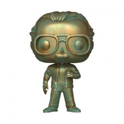 Figur Pop! Marvel Stan Lee Patina (Rare) Funko Online Shop Switzerland