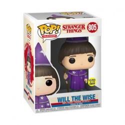 Figurine Pop! Phosphorescent Stranger Things Will the Wise Edition Limitée Funko Boutique en Ligne Suisse