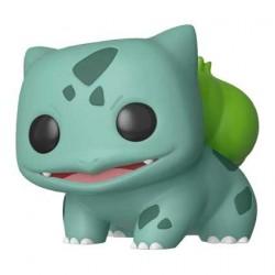 Figurine Pop! Pokemon Bulbasaur (Rare) Funko Boutique en Ligne Suisse