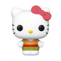 Figur Pop! Sanrio Hello Kitty Burger Shop Funko Online Shop Switzerland