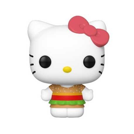 Figur Pop! Sanrio Hello Kitty Burger Shop Funko Online Shop Switzerland