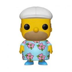 Figurine Pop! Les Simpsons Homer in Muumuu Edition Limitée Funko Boutique en Ligne Suisse