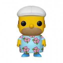 Figuren Pop! The Simpsons Homer in Muumuu Limitierte Auflage Funko Online Shop Schweiz