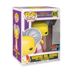 Figur Pop! NYCC 2019 The Simpsons Mr Burns as Dracula Limited Edition Funko Online Shop Switzerland