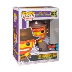 Figurine Pop! NYCC 2019 Les Simpsons Evil Groundskeeper Willie Edition Limitée Funko Boutique en Ligne Suisse