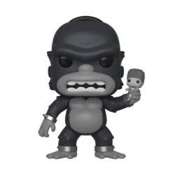 Figurine Pop! Les Simpsons King Homer Funko Boutique en Ligne Suisse