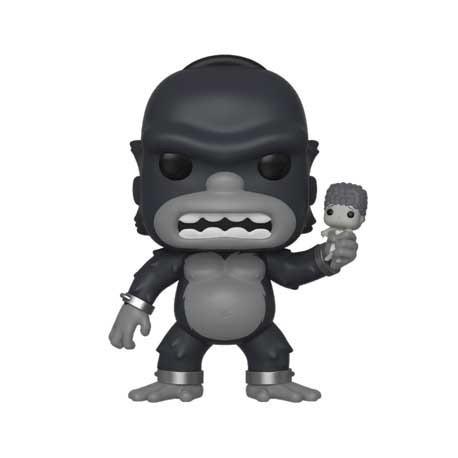 Figur Pop! Simpsons King Homer Funko Online Shop Switzerland