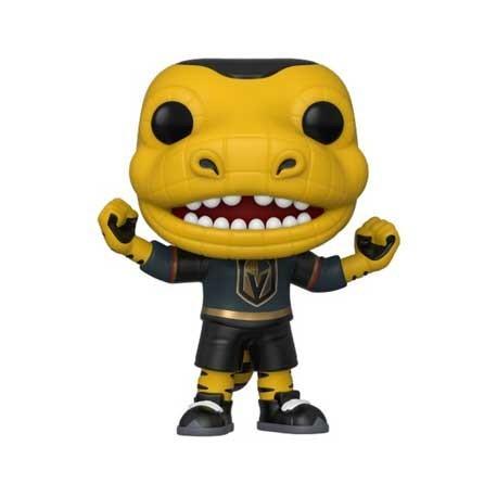 Figur Pop! Sports Hockey NHL Mascots Knights Chance Gila Monster Funko Online Shop Switzerland