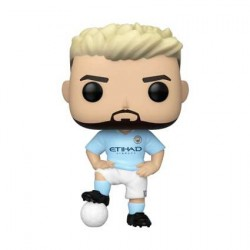 Figur Pop! Football Manchester City Sergio Agüero Funko Online Shop Switzerland
