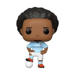 Figur Pop! Football Manchester City Leroy Sane Funko Online Shop Switzerland