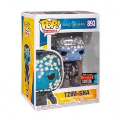 Figurine Pop! NYCC 2019 Dr Who Tzim Sha Edition Limitée Funko Boutique en Ligne Suisse