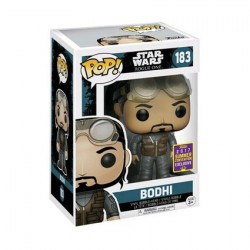 Pop! SDCC 2017 Star Wars Rogue One Bodhi Rook Limited Edition