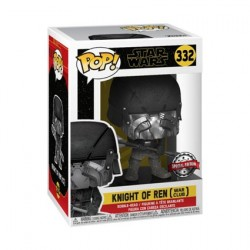 Pop! Star Wars Knight of Ren War Club Episode IX Rise of Skywalker Limited Edition
