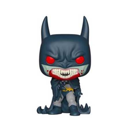 Figur Pop! DC Batman 80th 1991 Red Rain Batman Funko Online Shop Switzerland