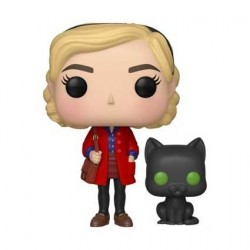 Figur Pop! Chilling Adventures of Sabrina - Sabrina Spellman with Salem Funko Online Shop Switzerland
