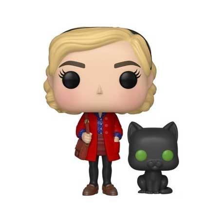Figur Pop! Chilling Adventures of Sabrina - Sabrina Spellman with Salem Funko Online Shop Switzerland