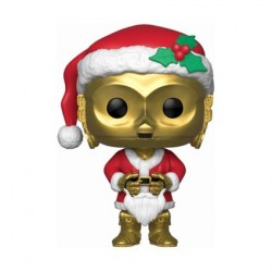 Figur Pop! Star Wars Holiday C-3PO as Santa Funko Online Shop Switzerland