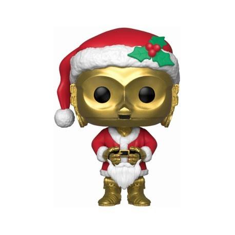 Figur Pop! Star Wars Holiday C-3PO as Santa Funko Online Shop Switzerland