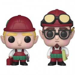 Pop! Holiday Randy and Rob 2-Pack