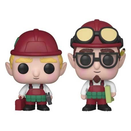 Figur Pop! Holiday Randy and Rob 2-Pack Funko Online Shop Switzerland