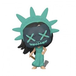 Pop! Movies The Purge Election Year Lady Liberty