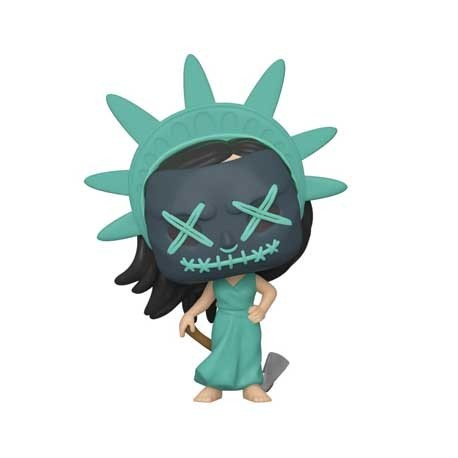Figur Pop! Movies The Purge Election Year Lady Liberty Funko Online Shop Switzerland