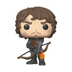 Figurine Pop! Game of Thrones Theon avec Flaming Arrows Funko Boutique en Ligne Suisse