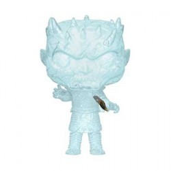 Figurine Pop! Game of Thrones Night King with Dagger in Chest Funko Boutique en Ligne Suisse
