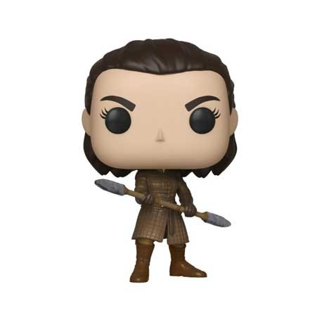 Figur Pop! Game of Thrones Arya with Two Headed Spear Funko Online Shop Switzerland