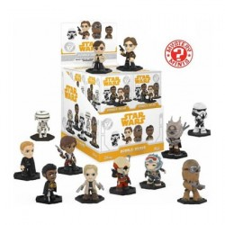Figurine Funko Mystery Minis Star Wars Han Solo Movie Funko Boutique en Ligne Suisse