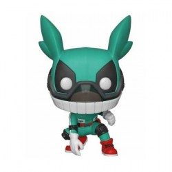 Pop! My Hero Academia Deku with Helmet