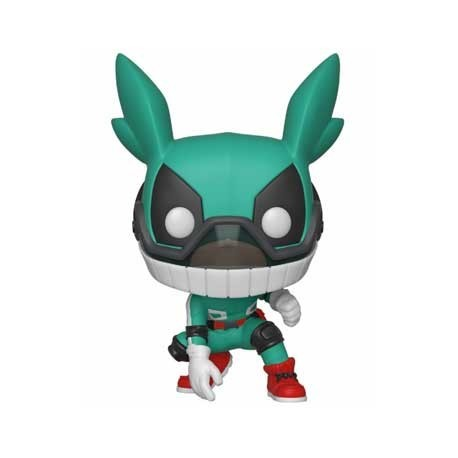 Figur Pop! My Hero Academia Deku with Helmet Funko Online Shop Switzerland