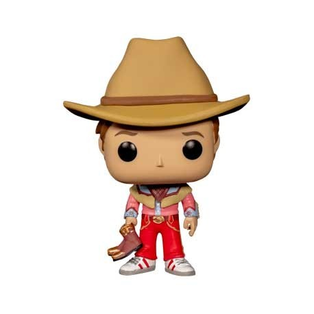 Figur Pop! Back to the Future Marty McFly Cowboy Limited Edition Funko Online Shop Switzerland