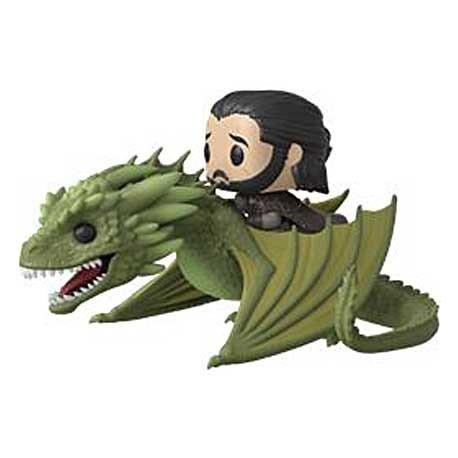 Figur Pop! Rides Game of Thrones Jon Snow with Rhaegal Funko Online Shop Switzerland