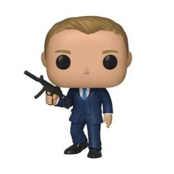 Pop! James Bond Daniel Craig Quantum of Solace