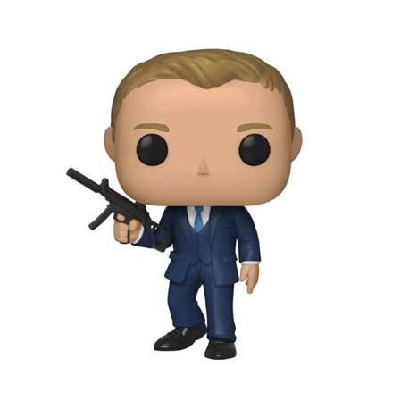 Figur Pop! James Bond Daniel Craig Quantum of Solace Funko Online Shop Switzerland