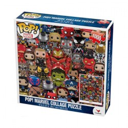 Figur Pop! Collage Puzzle Marvel Funko Online Shop Switzerland