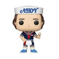 Figur Pop! Stranger Things Season 3 Steve with Hat and Ice Cream Funko Online Shop Switzerland