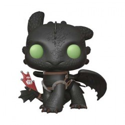 Figurine Pop! 25 cm How to Train Your Dragon 3 The Hidden World Toothless Edition Limitée Funko Boutique en Ligne Suisse