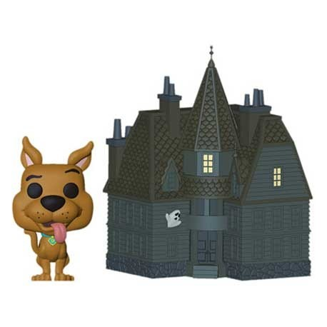 Figur Pop! 15 cm Town Scooby Doo Haunted Mansion Funko Online Shop Switzerland