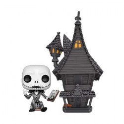 Figur Pop! 15 cm Town Nightmare Before Christmas Jack with Jack's House Funko Online Shop Switzerland