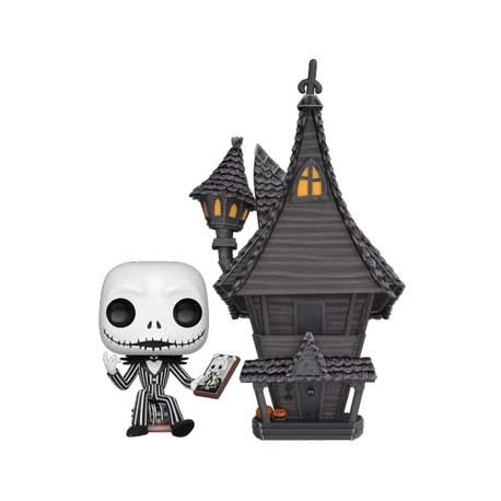 Figur Pop! Town Nightmare Before Christmas Jack with Jack's House Funko Online Shop Switzerland