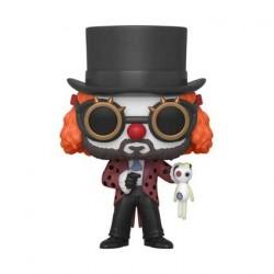 Figur Pop! La Casa de Papel (Money Heist) Professor O Clown (Vaulted) Funko Online Shop Switzerland