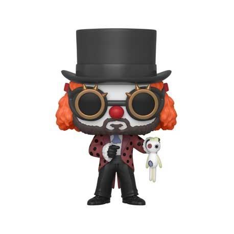 Figur Pop! La Casa de Papel (Money Heist) Professor O Clown Funko Online Shop Switzerland